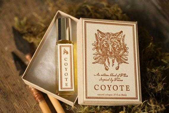 Risultati immagini per coyote parfume