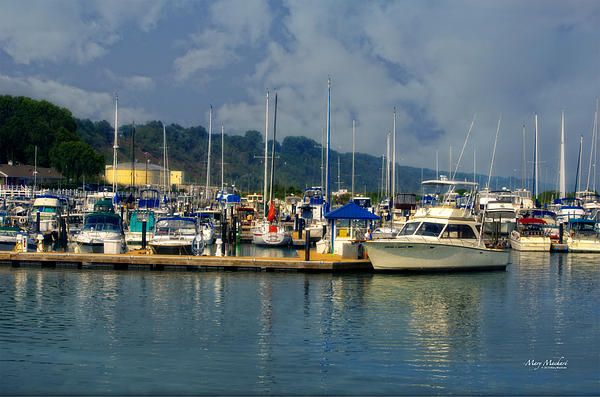 The Port Washington Marina