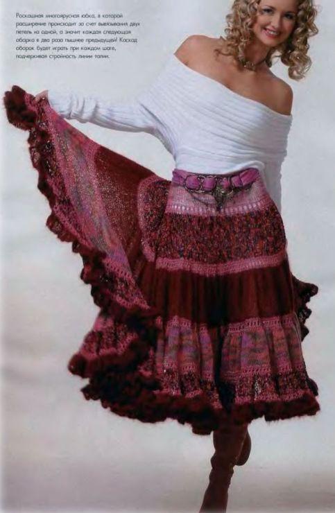 58614c6b426 Вязаные юбки + схемы. Обсуждение на LiveInternet - Российский Сервис Онлайн- Дневников