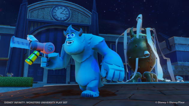 Disney Infinity Debuts New Monsters University Trailer And