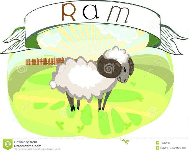 ❤Verliefd geworden op een zeer koppige Ram.......L.Loe