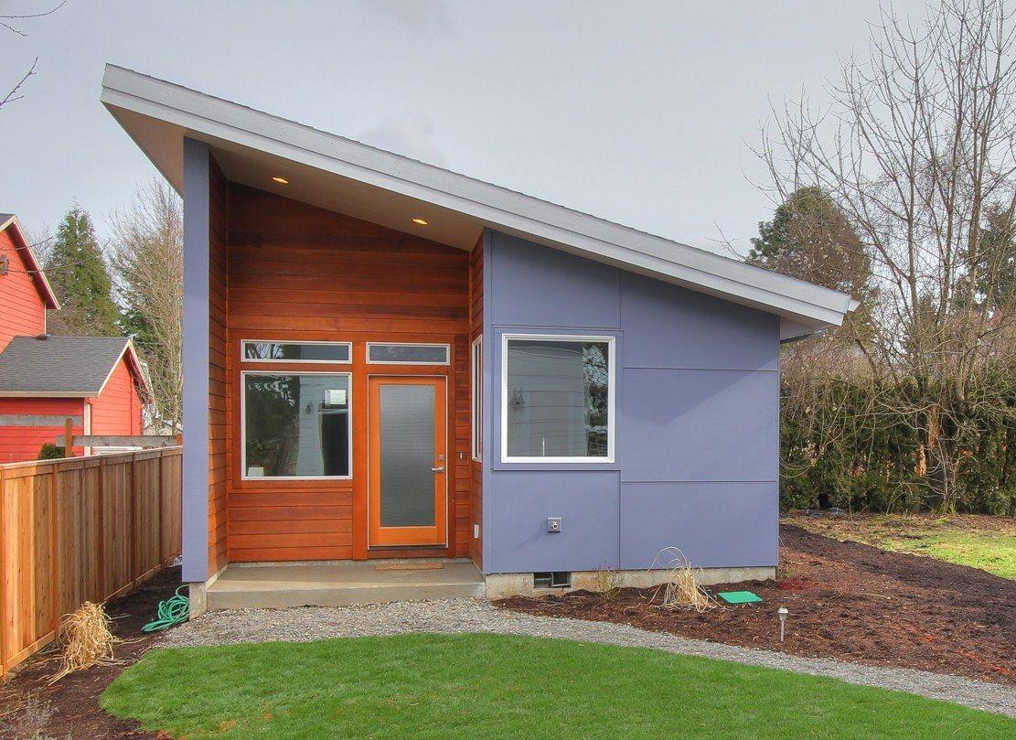 Kristy Lakin S Adu Community Woodstock Gardens Backyard Cottage Accessory Dwelling Unit Portland Real Estate