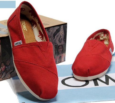 red toms on sale