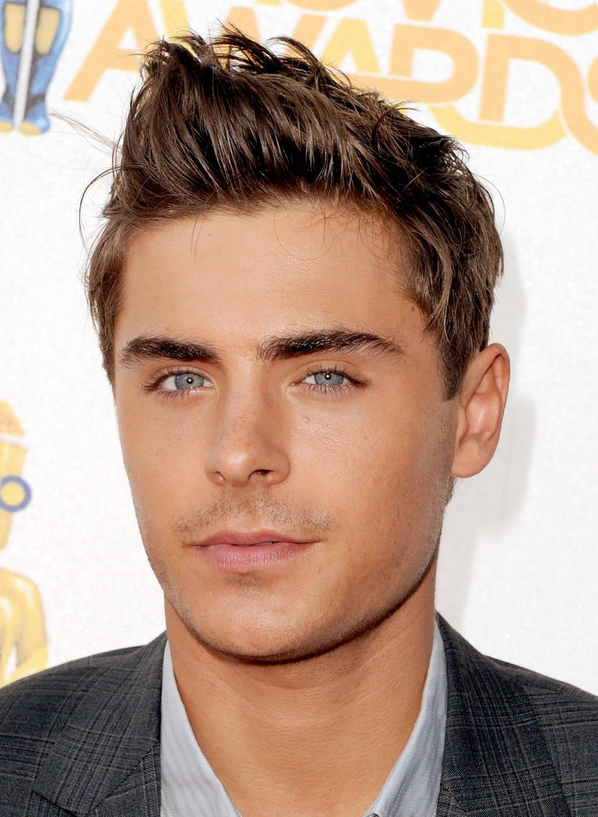 25 best short spiky haircuts for guys | zac efron, short hairstyle