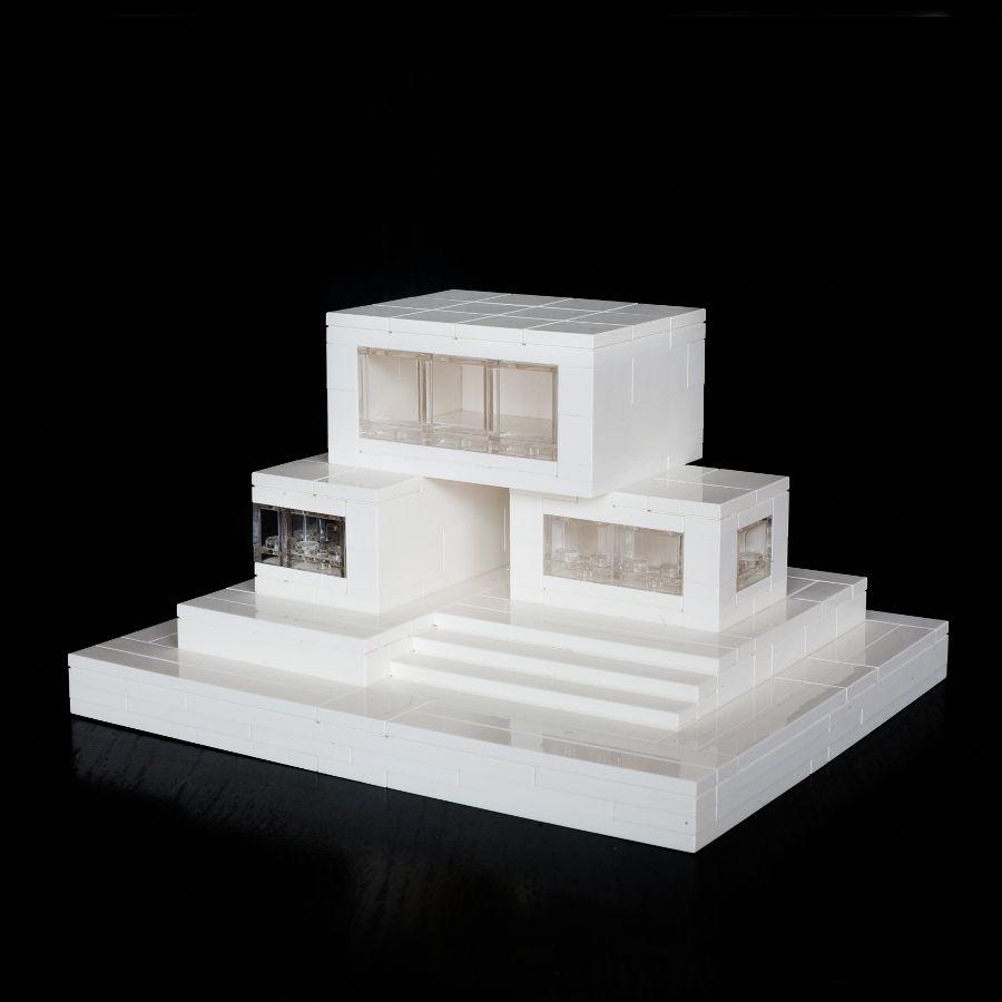 Pin by Szabolcs Nagy on LEGO Architecture Studio