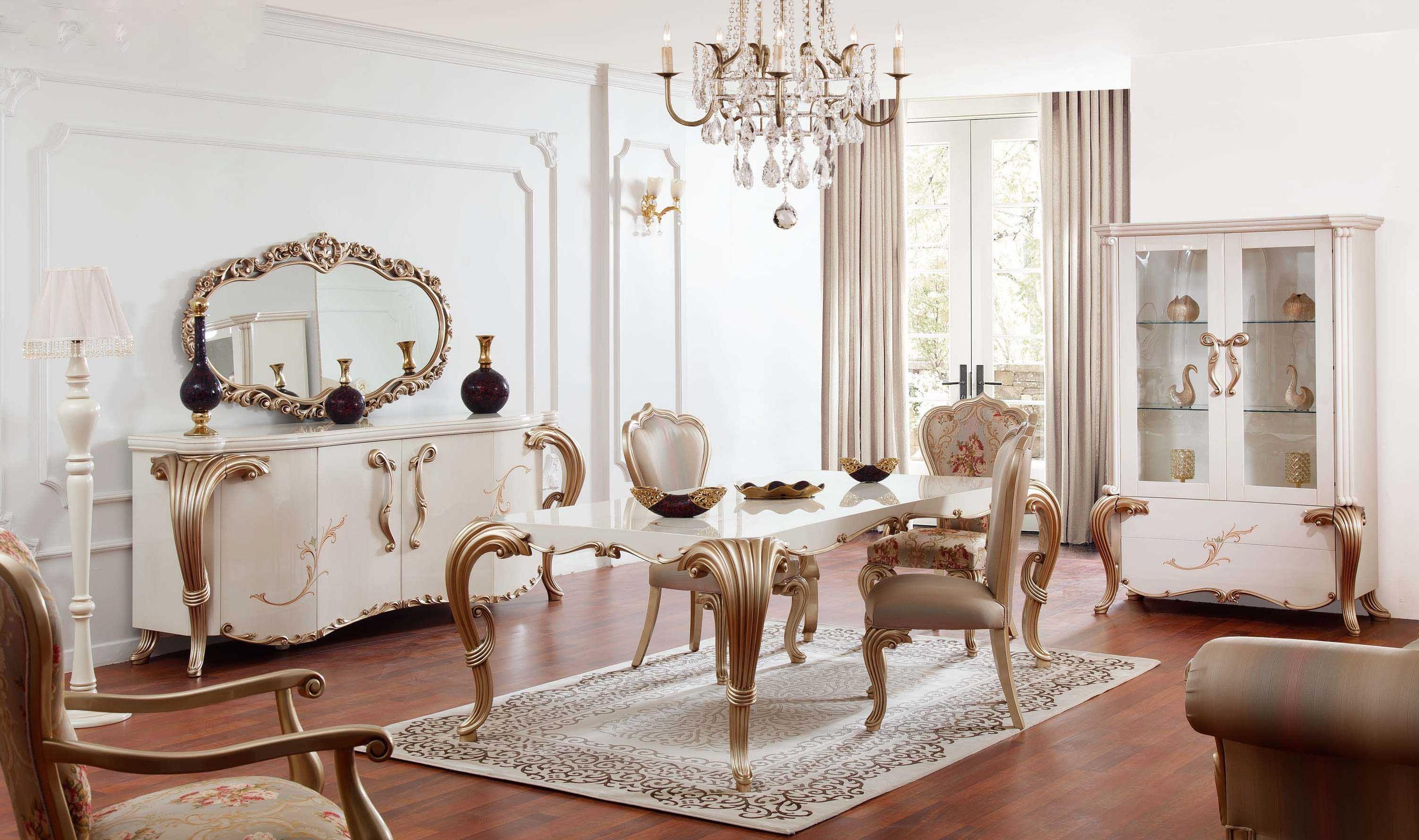 Arke Mood Avangard Klasik Mobilya Dekorasyon Modoko Dining Room Decor Classic Dining Room Glass Dining Table Designs