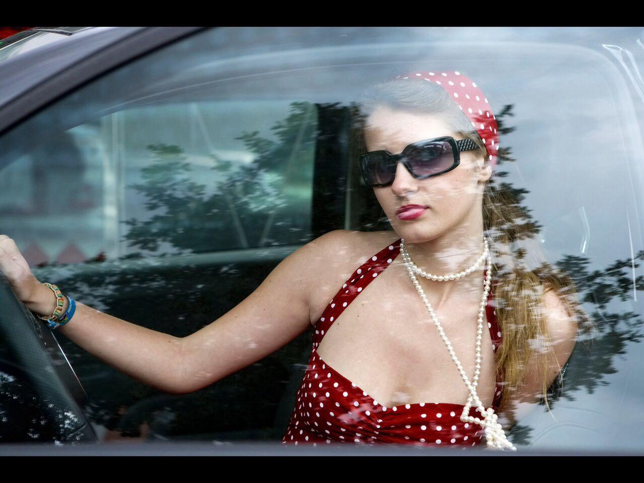 Car window