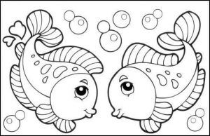 Balık Boyama Taş Boyama Mandala Coloring Pages Ve Color