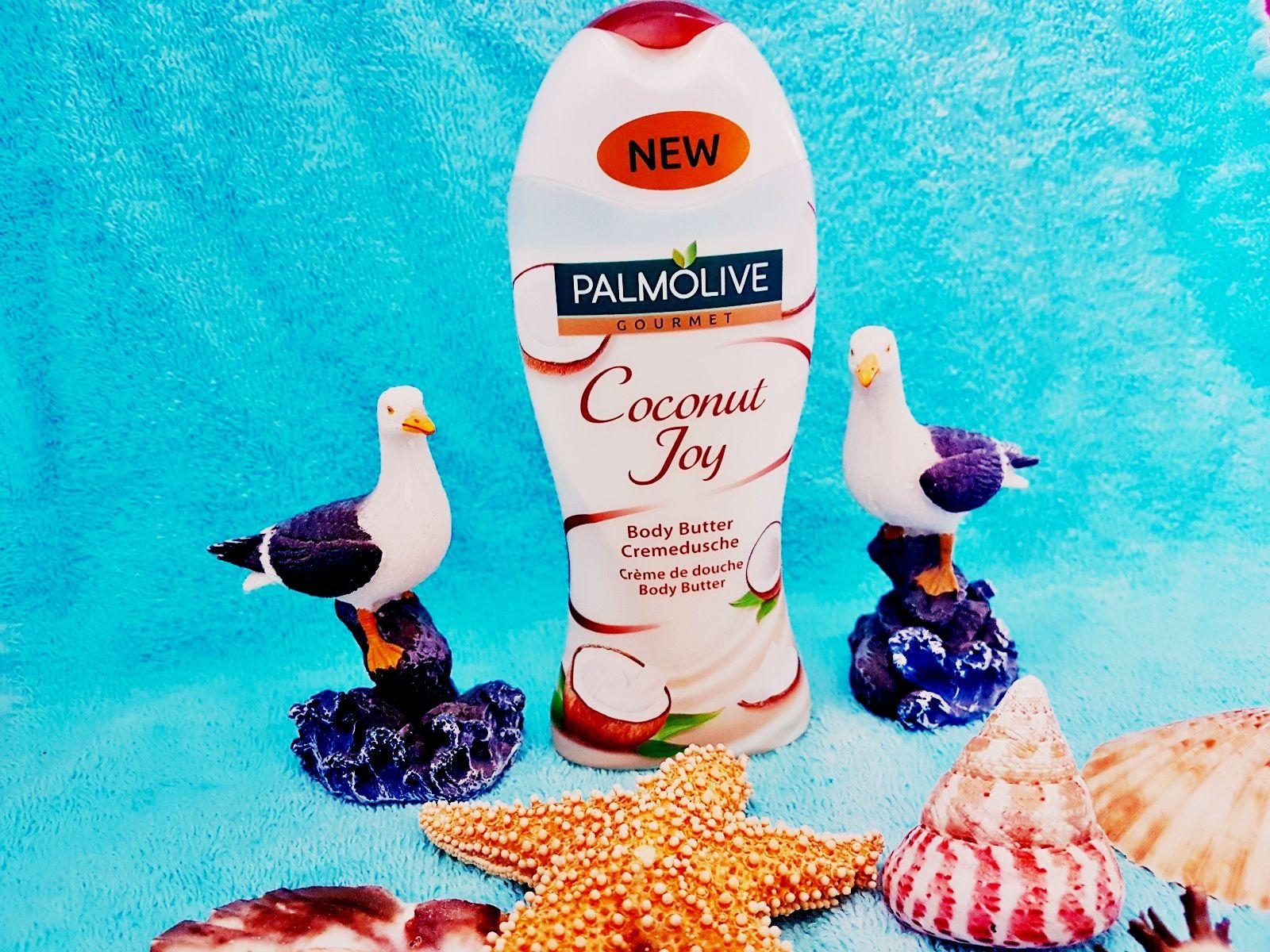 Palmolive Gourmet Coconut Joy Body Butter Cremedusche