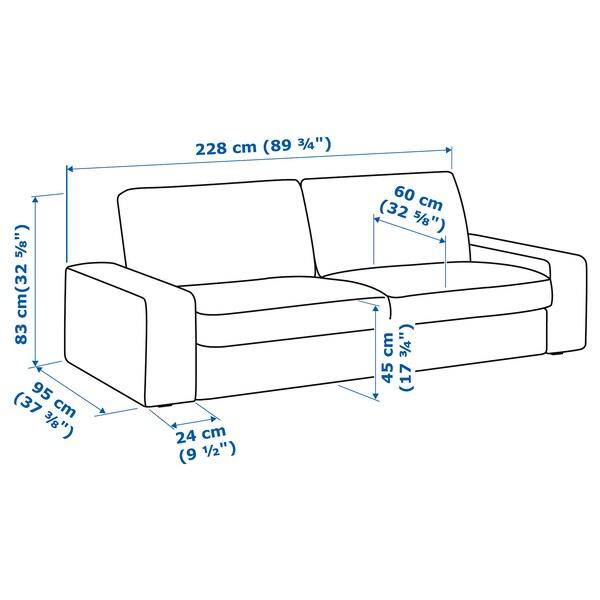 Kivik Sofa Dimensions Google Search Kivik Sofa Ikea Kivik