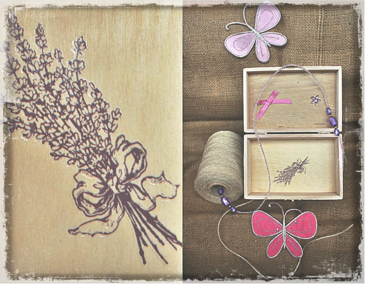 """Casket """"Lavender"""" inside"""