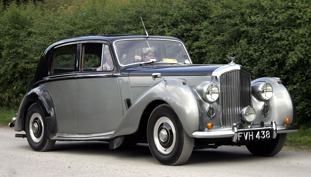 Pictures Bentley R Type 1952 Classic Cars Classic Cars Bentley