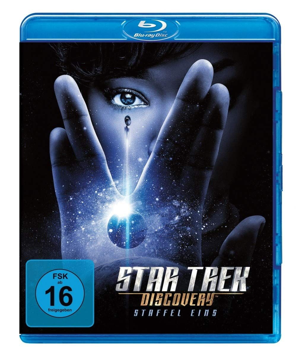 Star Trek Discovery Staffel 1 Alemania Blu Ray Discovery Trek Star Staffel Star Trek Pdf Libros Alemania