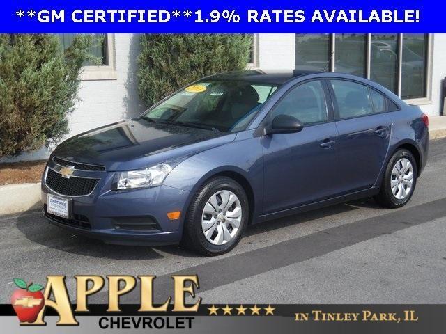 2013 Chevrolet Cruze Ls Sold Http Www Applechevy Com