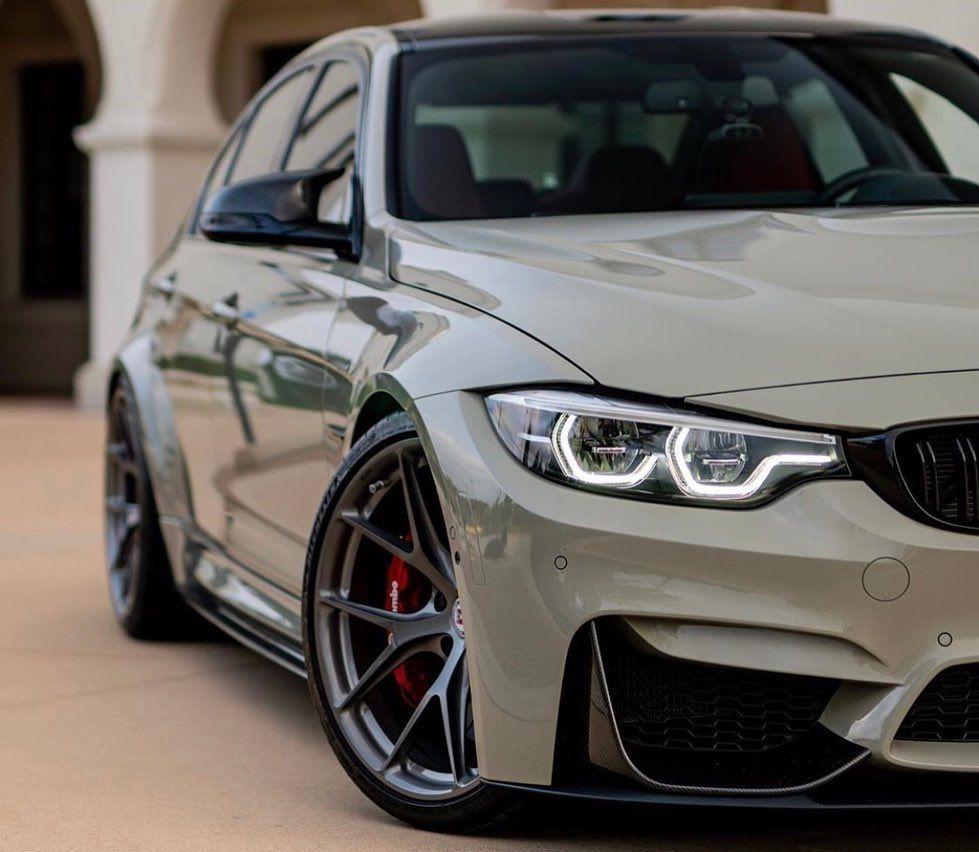 BMW F80 M3 In BMW Individual Fashion Grey @phorbes_m3