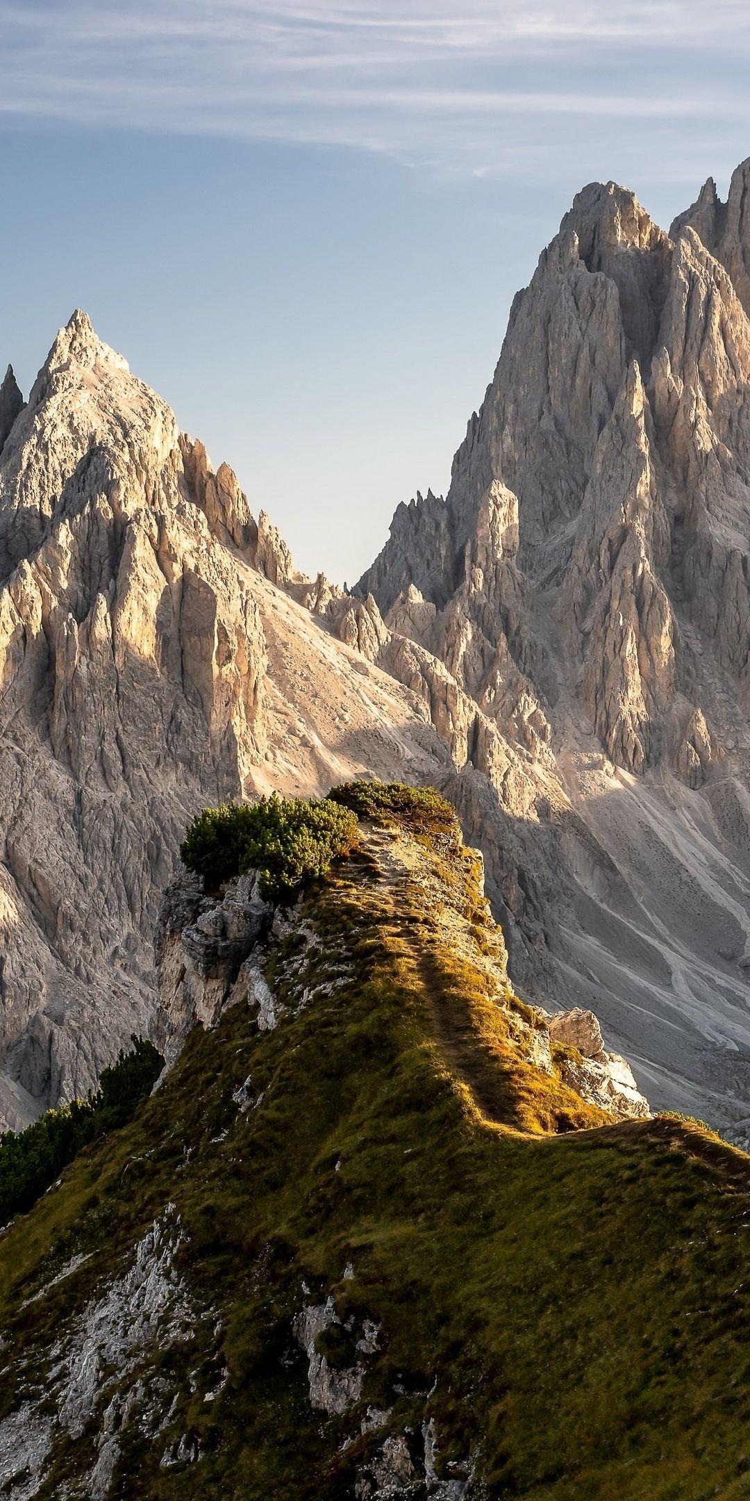 1080x2160 Nature Dolomites Mountains Italy Wallpaper Scenery Wallpaper Iphone Wallpaper Sky Ocean Wallpaper