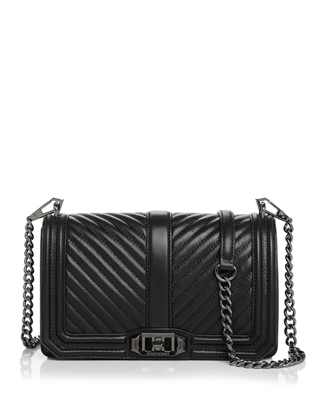 outlet boutique free delivery best cheap Love Chevron Quilt Small Leather Crossbody | Chanel handbags ...