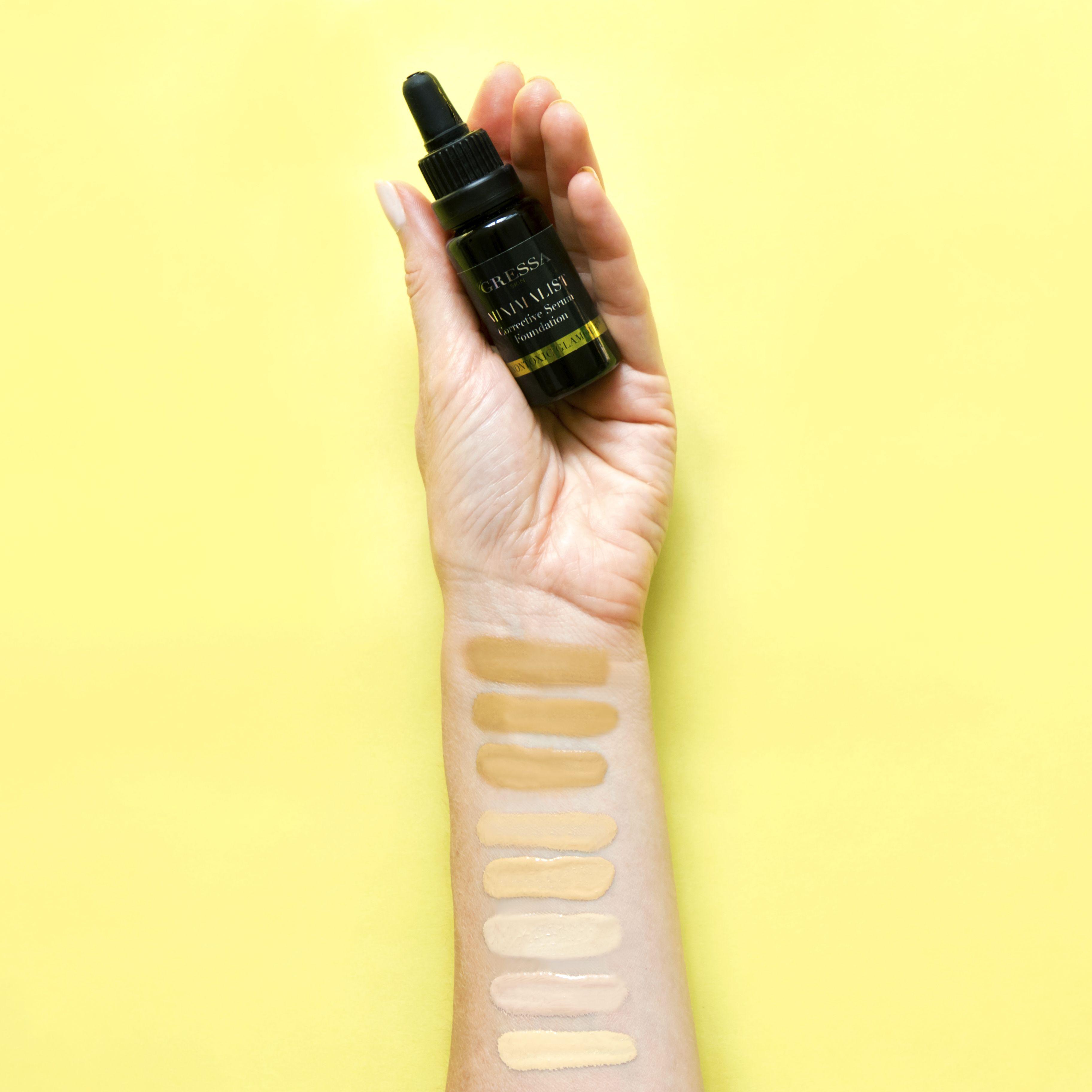 Minimalist Corrective Serum Foundation by Gressa Skin #7