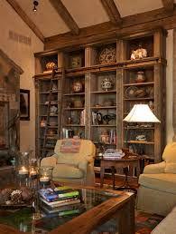 Image Result For Western Bookshelf Decor