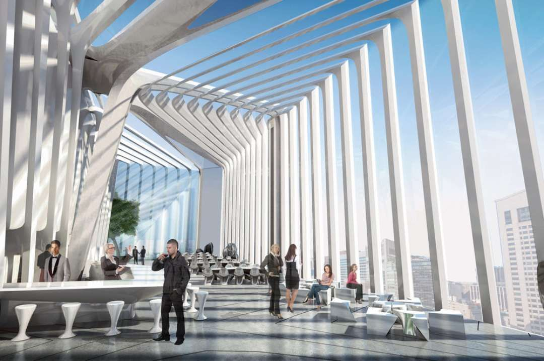 Unveiled: 425 Park Ave Finalist Designs By Hadid