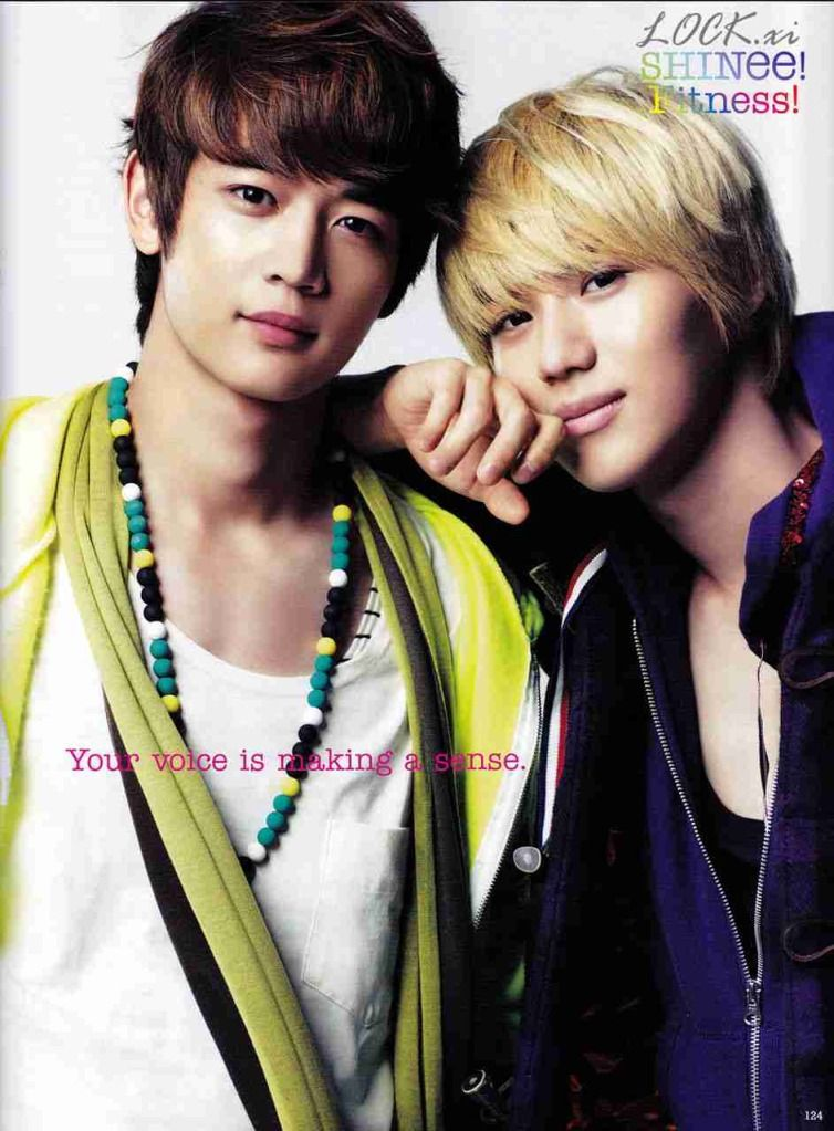 relationship of taemin and minho