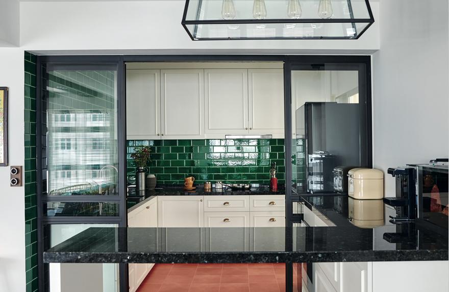 Hdb Kitchen Design Ideas Wet And Dry Kitchen Kitchendesignhdb Kitchen Design Kitchen Concepts Modern Kitchen Design