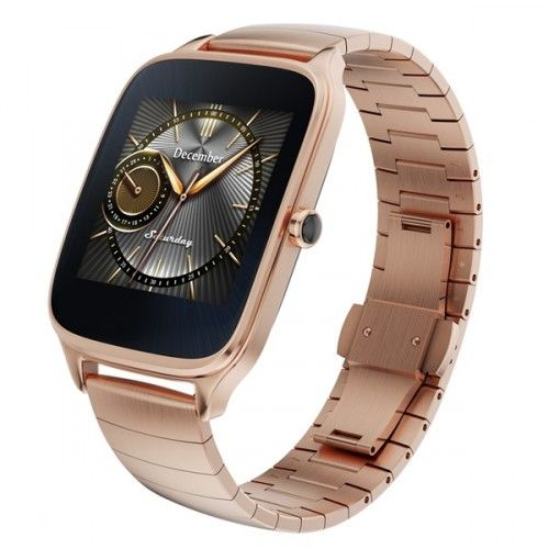 ASUS WI501Q ZenWatch 2 1.63-inch AMOLED 4GB Smart Watch w/ Quick Charge