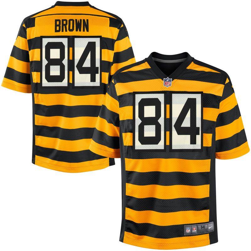 Nike Antonio Brown Pittsburgh Steelers