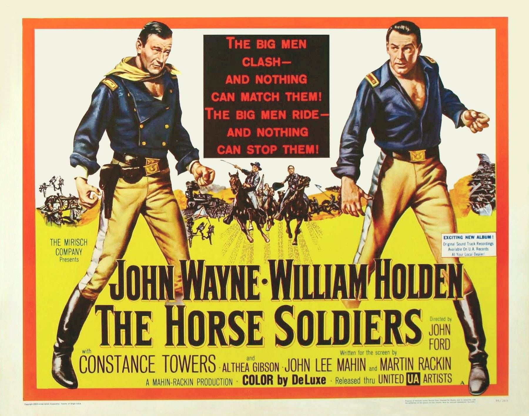 Directed By John Ford 1971 Film | ... film directed by John Ford. It stars John Wayne and William Holden. It