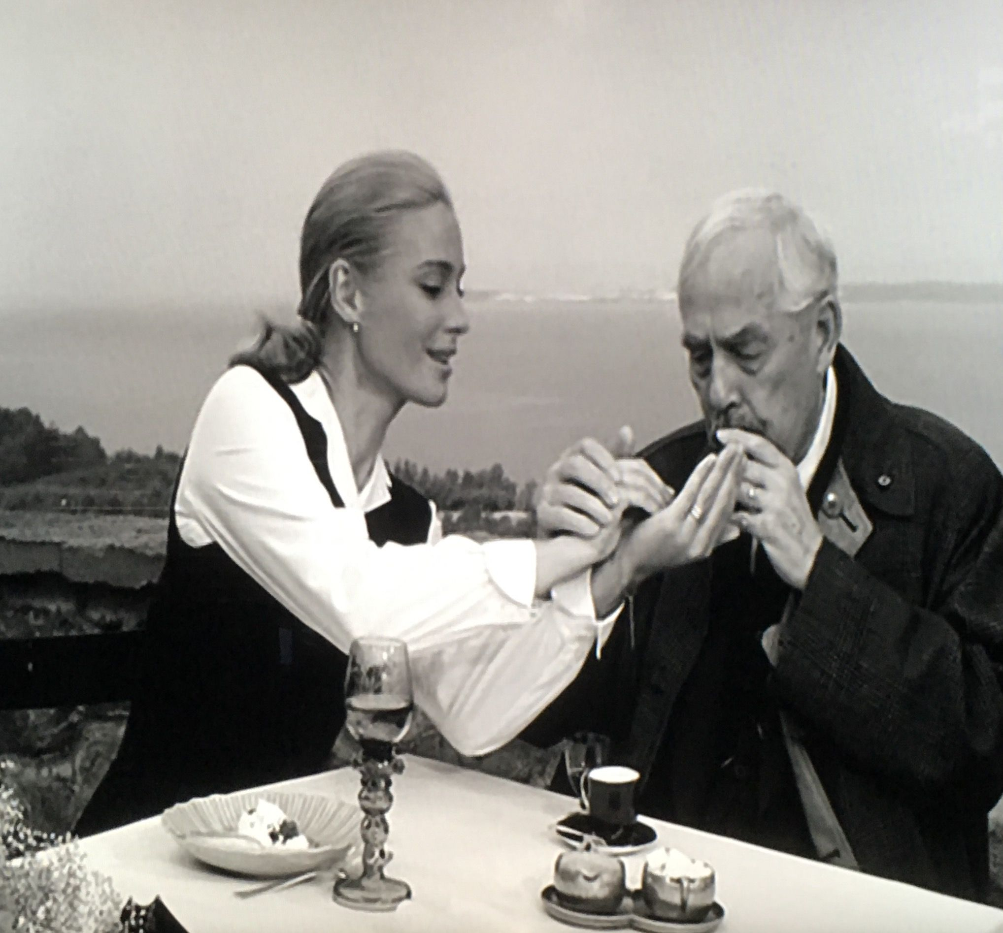 Smultronstället Ingmar Bergman Victor Sjöström Ingrid