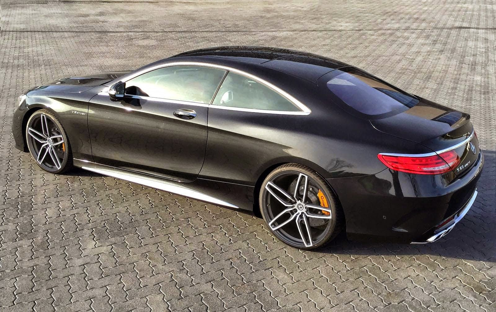 Mercedes Benz S63 Amg Coupe By G Power Mhbess Mbtuning Gpower
