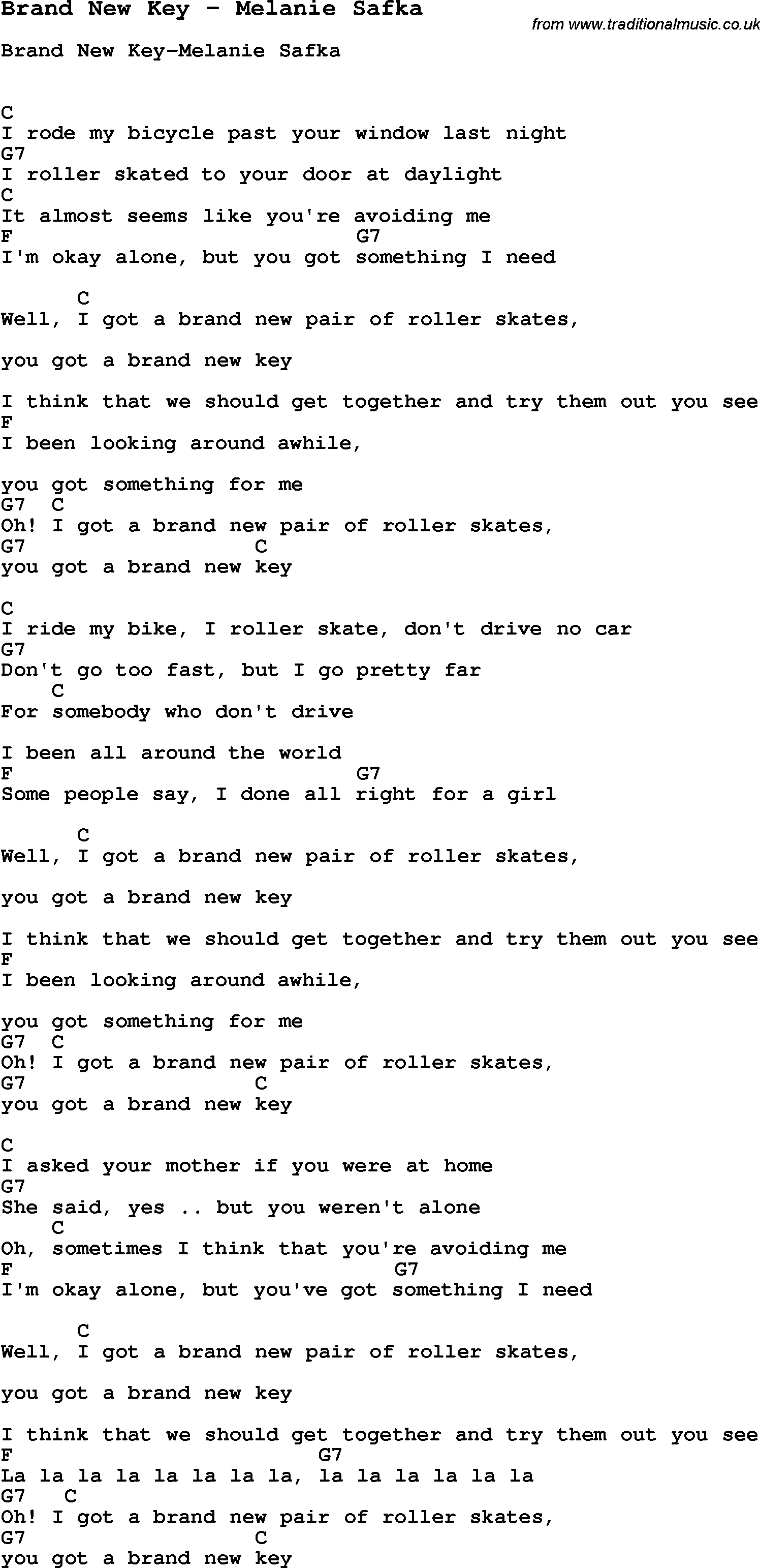 ukulele john lennon imagine ukulele tab music song brand new key by melanie safka with lyrics for vocal performance and accompaniment chords hexwebz Gallery