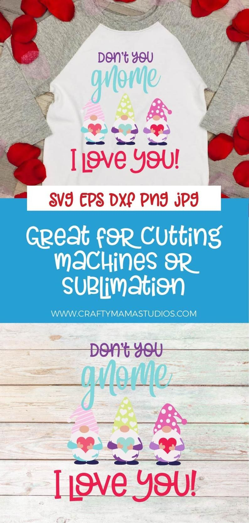 Download Valentine's Day SVG, Gnome SVG, Valentine Gnome, Gnomes ...