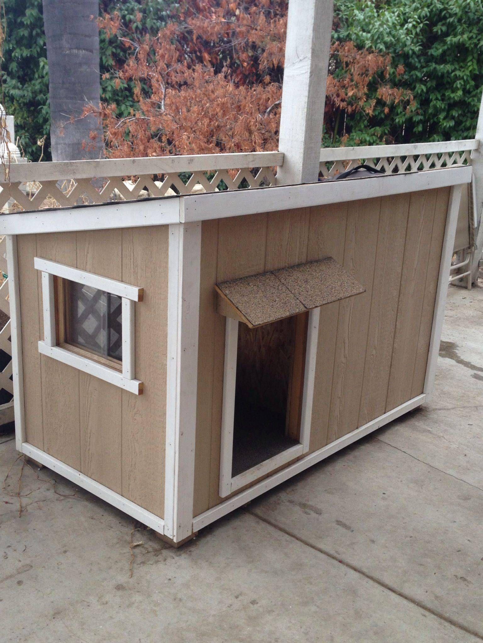 Modern Dog House Buildingdesign Homedesign Architecture Home Design Housedesignidea Privatehomedesign Insulated Dog House Dog House Diy Dog House Plans