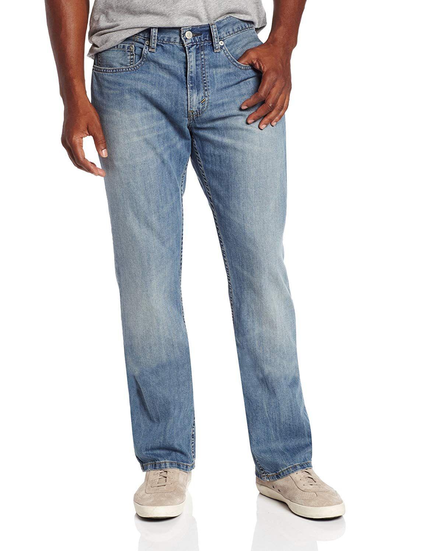 abd0c4a905861 Amazon.com: Levi's Men's Big & Tall 559 Relaxed Straight-Leg Jean ...