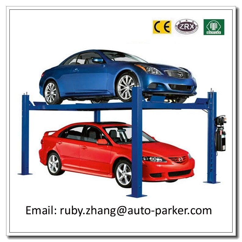 Hydraulic Car Lift Ramps Images