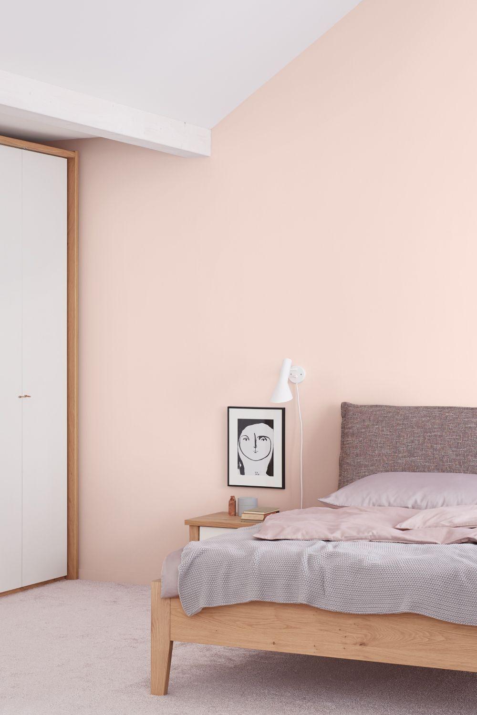 Trendfarbe Poudre Schonerwohnen Poudre Eine Der Originalen Trendfarben Von Schoner Wohnen Farbe Home Decor Furniture Decor
