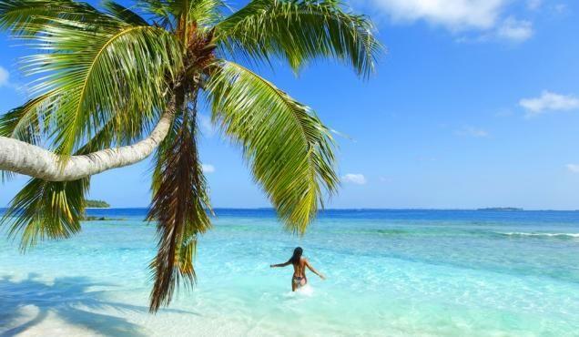 Maldivas considerado o melhor destino de praia do mundo