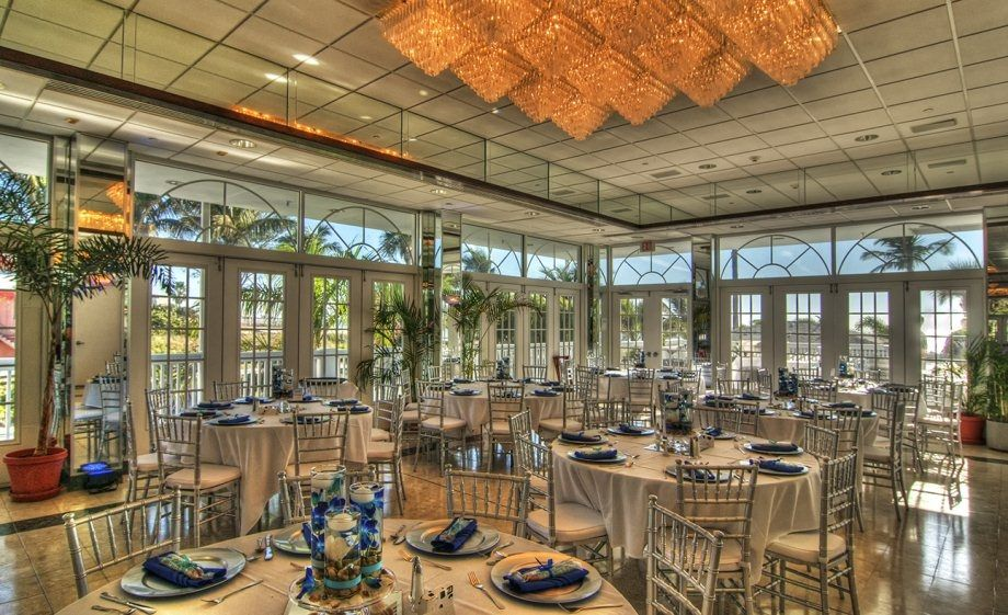 Silver Chiavari Chairs in the Imperial Ballroom Grand