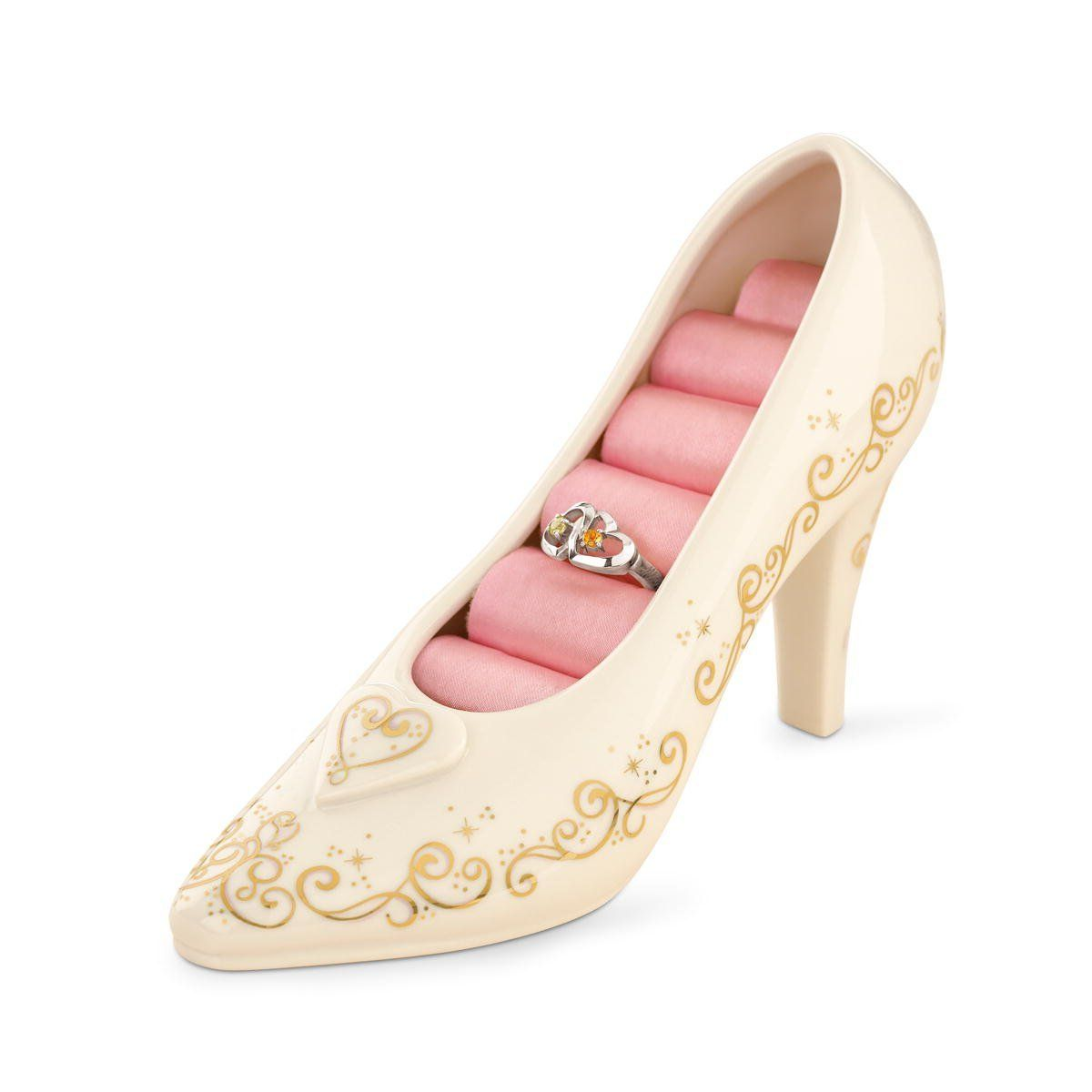 Ring Holder Shoes