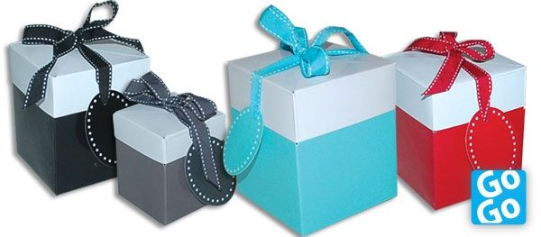 Giftalicious Pop Up Gift Boxes Wholesale Canada Jewelry