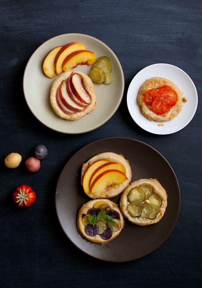 Sweet U0026 Savory Puff Pasteries ++ @Sara/Matchbox Kitchen