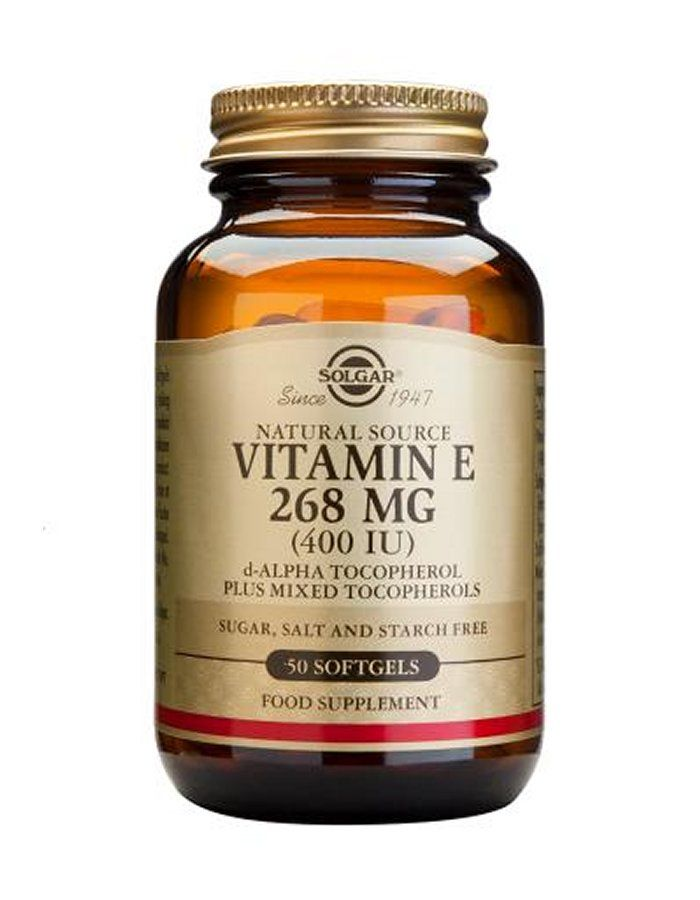 Solgar Vitamin E 400iu Softgels X 50 Vitamin E 400 IU Mixed Softgels dAlpha Tocopherols amp Mixed Tocopherols is one of Solgars premiumquality vitamin E products http://www.MightGet.com/january-2017-11/solgar-vitamin-e-400iu-softgels-x-50.asp
