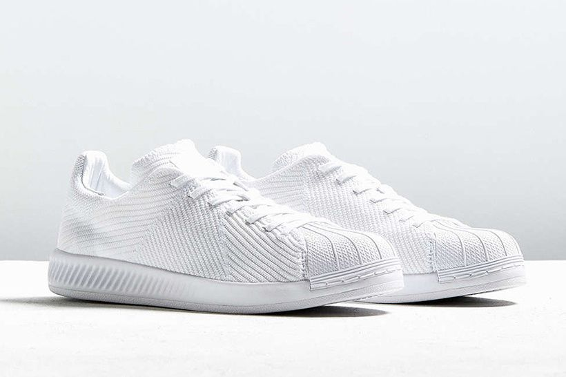 "adidas Originals Superstar BOUNCE Gets A ""Triple White"