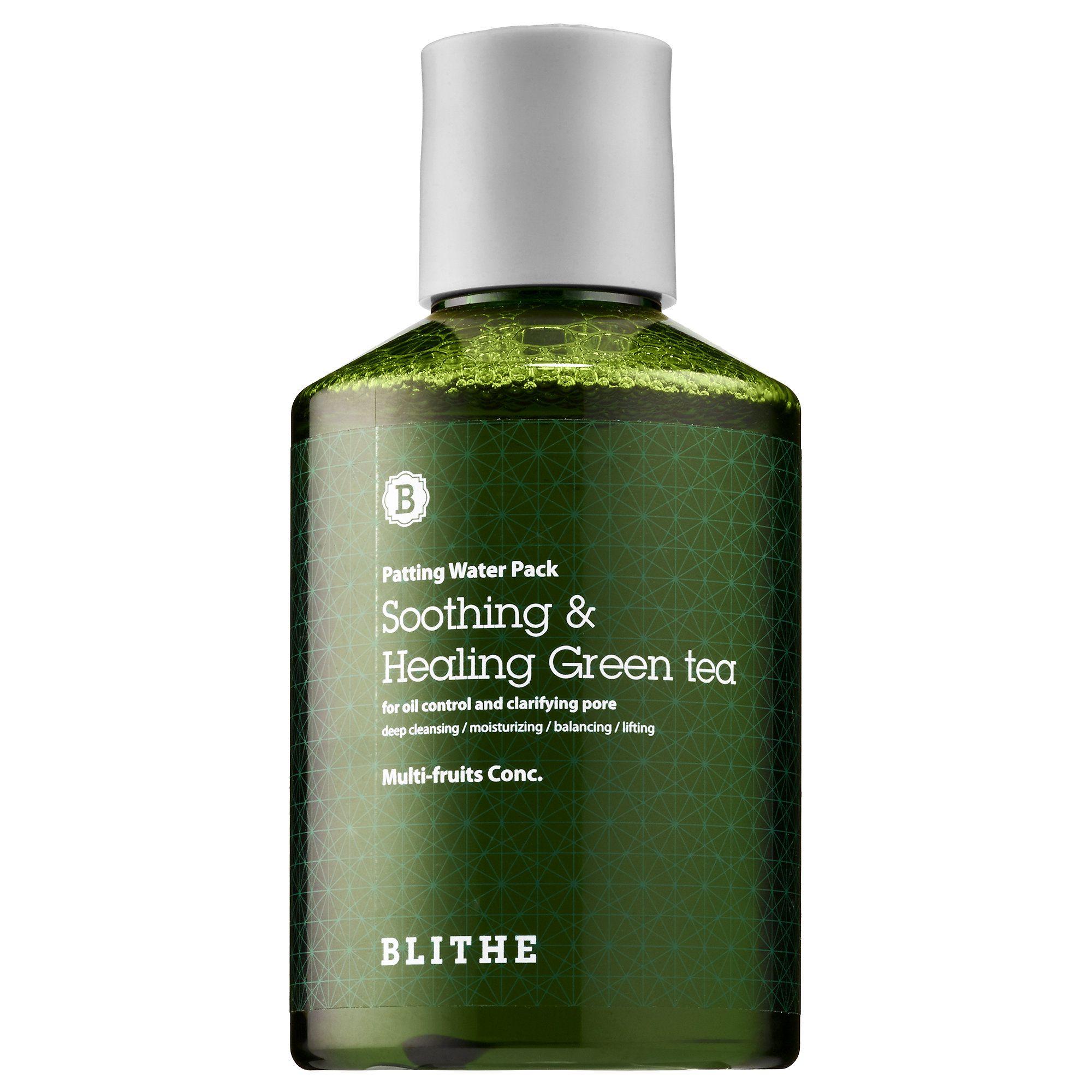 Shop Blithe's Soothing & Healing Green Tea Splash Mask at