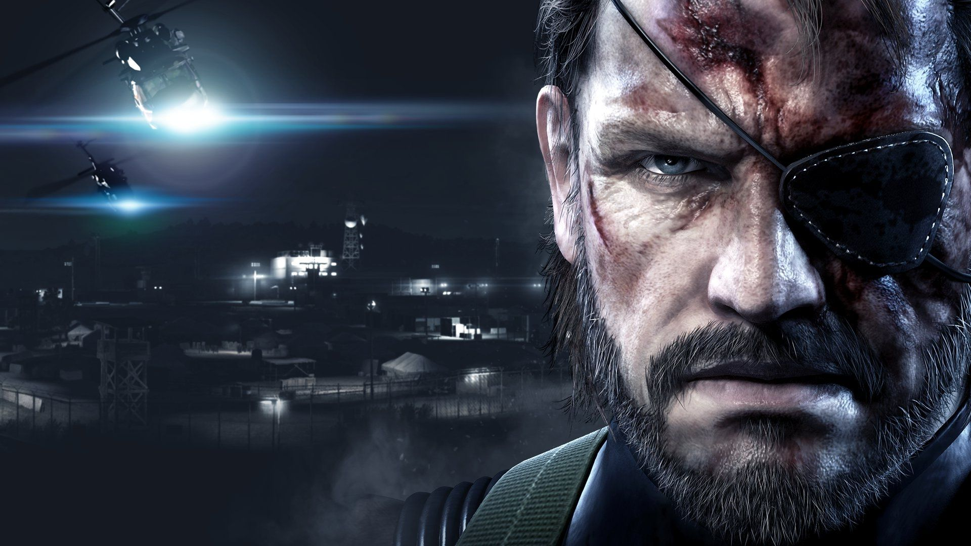 Metal Gear Solid Ground Zeroes Video Game 4k Hd Desktop: Wallpaper HD Metal Gear Solid V Ground Zeroes