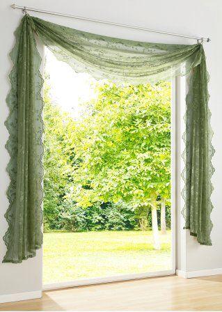 Sabot Von Lico Vorhange Wohnzimmer Ubergardinen Fenster Gardinen