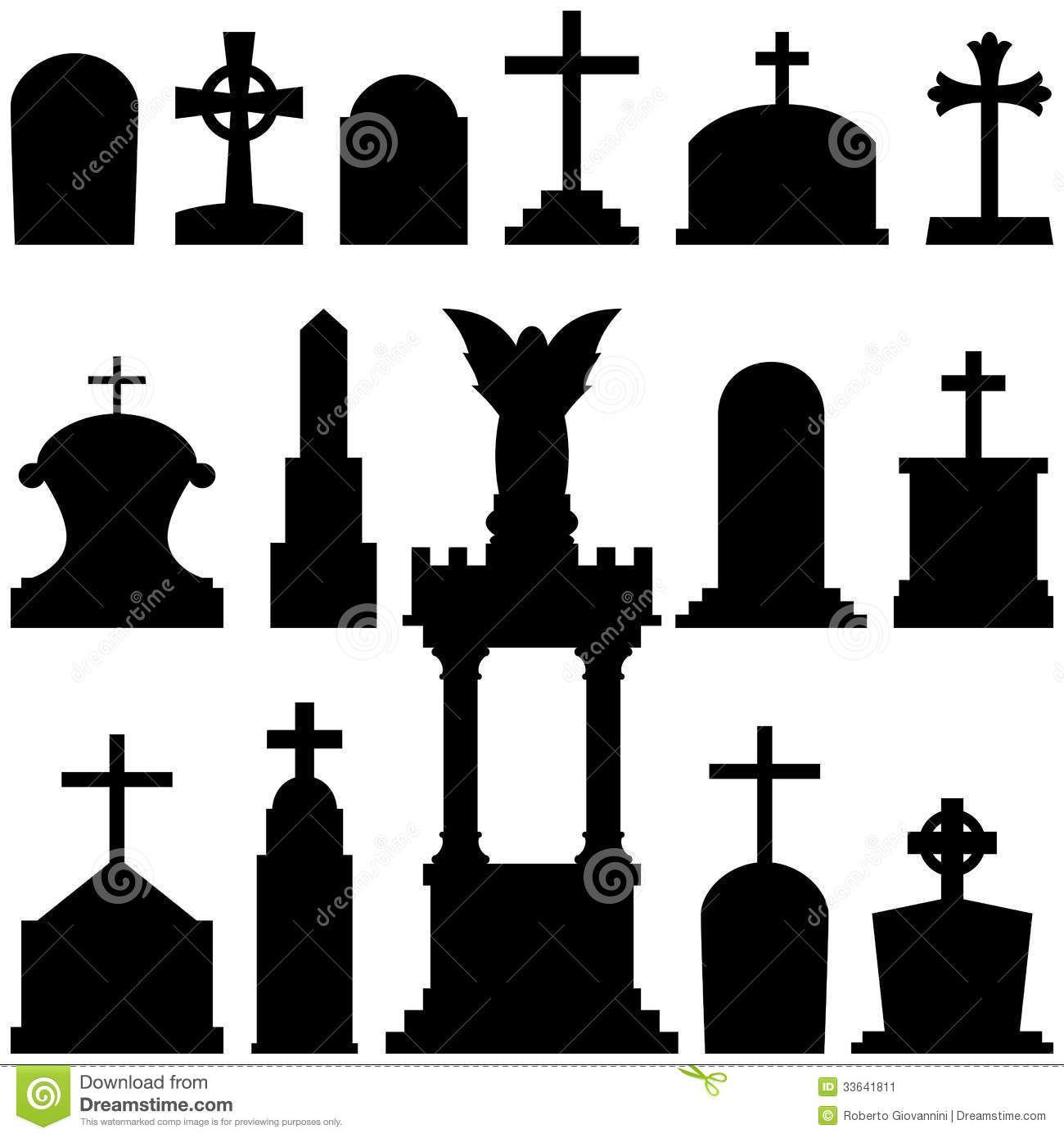 Halloween forum tombstone template gravestones
