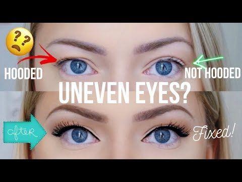 bd9ecf31023 Eyeshadow technique for hooded & uneven eyes - In-depth talk-thru tutorial  - YouTube