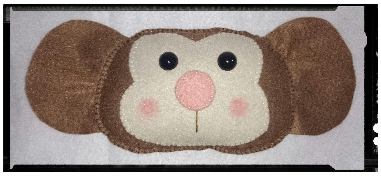 Macaco para decoração de festa by Cath Craft. Encomendas:  www.facebook.com/cathcraft1